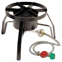 HI-PRESS COOKER W/WIND SCREEN
