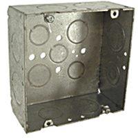4-11/16IN STL SQUARE BOX