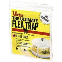 VICTOR FLEA TRAP REFILLS