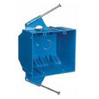 2GANG PVC OUTLET BOX