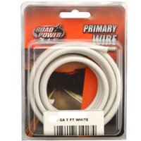 10GA PRIM WIRE WHITE 7CD