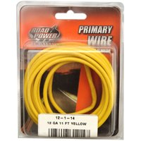 12GA PRIM WIRE YELW 11CD