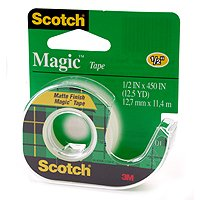1/2X800IN SCOTCH MAGIC TAPE