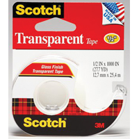 1/2X1000IN SCOTCH TRANS TAPE