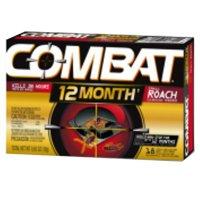 18CT 12MONTH COMBAT ROACH BAIT