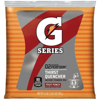 2.5GAL FRUIT GATORADE POWDER