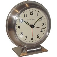 BIG BEN QUARTZ ALARM CLOCK