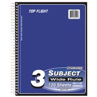 NOTEBOOK 30SUBJECT WR 120-CT
