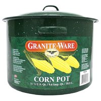 11.5QT CORN POT
