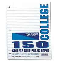 FILLER PAPER COLLEGE RULE 150C