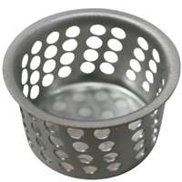 "1"" BASIN BASKET STRAINER"