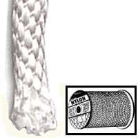 ROPE NYLON BRAID 1/8X600 FT