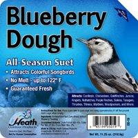 BLUEBERRY DOUGH SUET CAKE