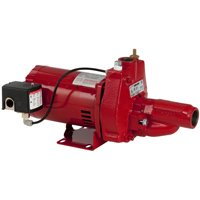 1/2HP CONVERTIBLE JET PUMP