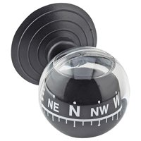 SUCTION CUP MINI COMPASS