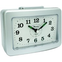 BELL QUARTZ ANALOG ALARM CLOCK